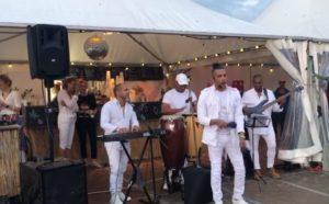 Salsa Caliente LE auf dem Tanzfestival in Zingst 2019